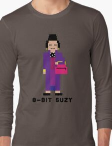 8-Bit Suzy Long Sleeve T-Shirt