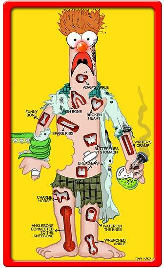 Beaker Operation by Kenny Durkin