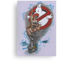 Ghost Belle Canvas Print