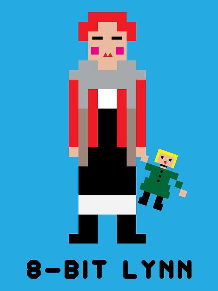 8-Bit Lynn by 8biticons