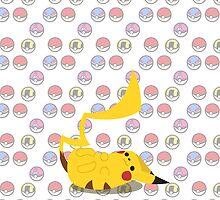 Cute Pikachu by tanzelt