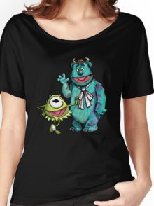 Muppets Inc. Women's Relaxed Fit T-Shirt