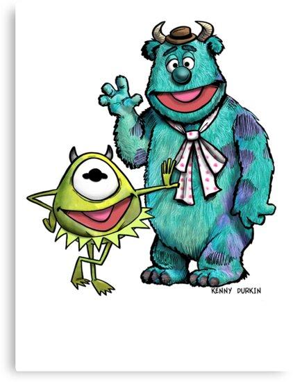 Muppets Inc. by Kenny Durkin