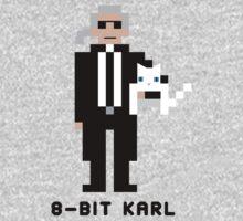 8-Bit Karl One Piece - Long Sleeve