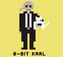 8-Bit Karl Kids Clothes