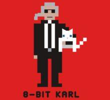 8-Bit Karl Baby Tee