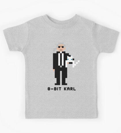 8-Bit Karl Kids Tee