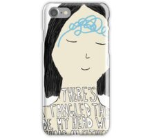 My Mirror Speaks iPhone Case/Skin