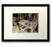 The Smith Framed Print
