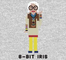 8-Bit Iris One Piece - Long Sleeve