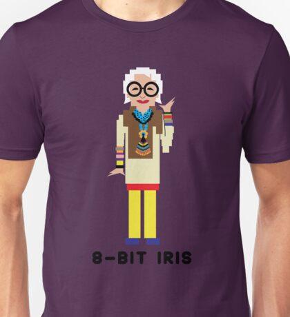 8-Bit Iris Unisex T-Shirt