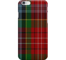 01352 Caledonia Fashion Tartan Fabric Print Iphone Case iPhone Case/Skin
