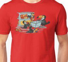 Terrible Triplet Toucan Tantrum Unisex T-Shirt