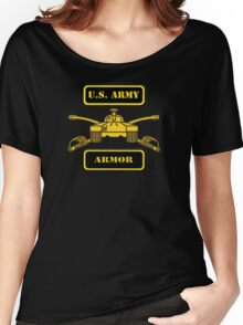 Army Armor T-Shirt Women's Relaxed Fit T-Shirt