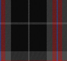 01357 Calgary Firefighters Tartan Fabric Print Iphone Case by Detnecs2013