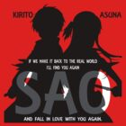 SAO Fall In Love Again by MLPAggie