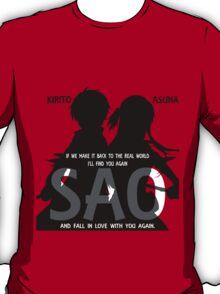 SAO Fall In Love Again T-Shirt