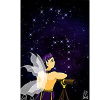 Alphabet Fairy- Galilalo Photographic Print