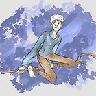 JACK FROST #1 by sharo