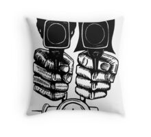 Pulp Fiction - Jules and Vincent Throw Pillow