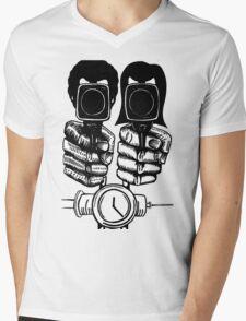Pulp Fiction - Jules and Vincent Mens V-Neck T-Shirt