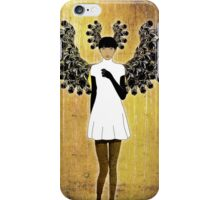 flight feathers iPhone Case/Skin