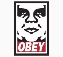 OBEY - Andre the Giant by PopGraphics