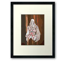 EZIO AUDITORE #1 Framed Print
