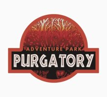 Supernatural Purgatory Adventure Park Orange by RisenShine22