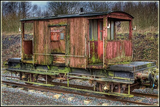 In need of restoration ! by alan tunnicliffe