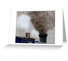 Smokin' Greeting Card