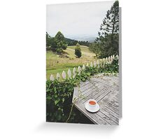 A Restful Place Greeting Card
