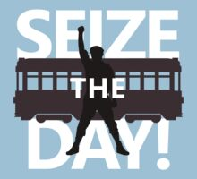 Seize The Day! Kids Tee