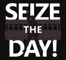 Seize The Day! One Piece - Long Sleeve