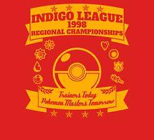 Indigo League (Gold) T-Shirt