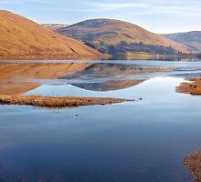 Loch o'the Lowes by Christine Smith
