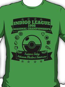 Pokemon League (Black) T-Shirt