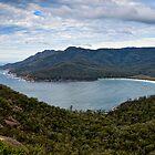 Wineglass Bay by Chris  Randall