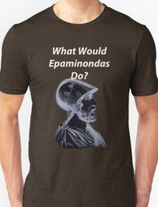 WWED? 2.0 T-Shirt