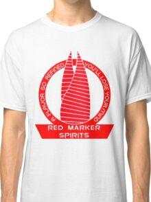 Red Marker Spirits Classic T-Shirt