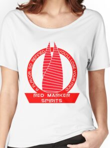 Red Marker Spirits Women's Relaxed Fit T-Shirt