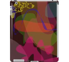 Flowers at Night iPad Case/Skin