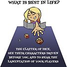 OWE - What is Best In Life? by Tanya  Beeson