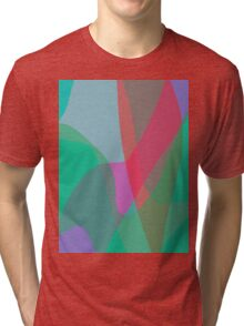 Cool and Soft Tri-blend T-Shirt