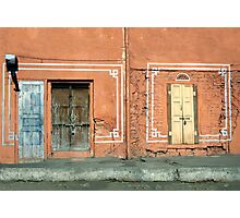 Life is a series of pathways and doorways Photographic Print