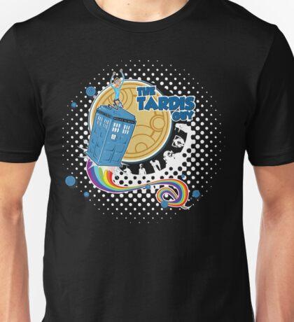 Tardis Guy Tee Unisex T-Shirt