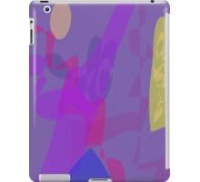 Blue Mountain Oriental iPad Case/Skin