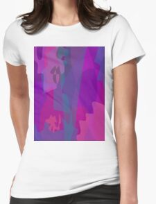 Little Flame Womens Fitted T-Shirt