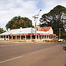 The Country Pub Trentham VIC Australia by Margaret Morgan (Watkins)