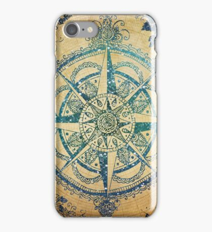 Voyager III iPhone Case/Skin